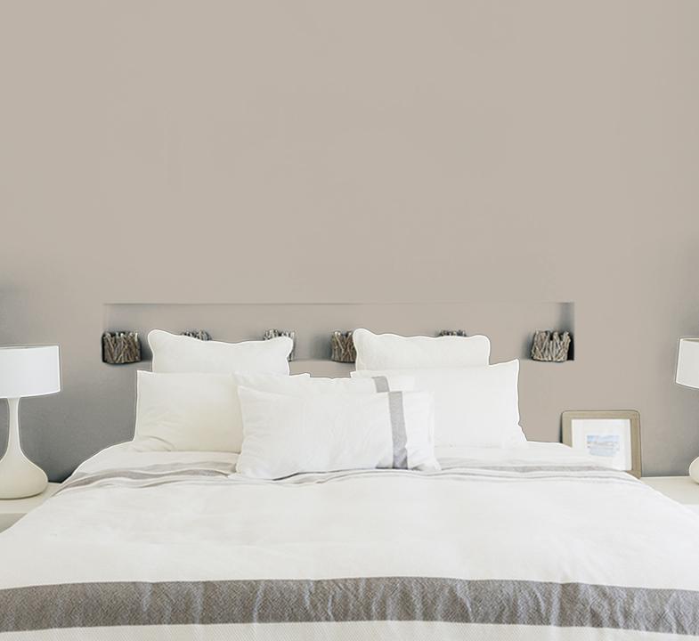 5 top bedroom colors Amazing gray master bedroom