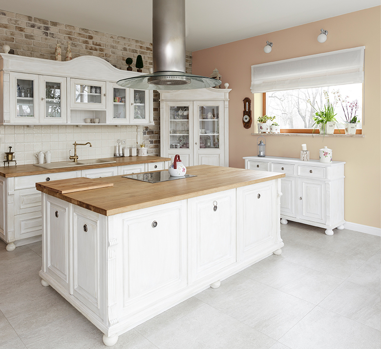 Kitench Colors: Our 5 Freshest Kitchen Colors