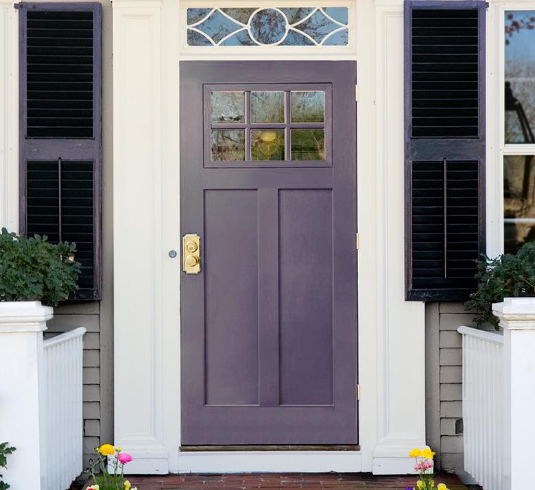 5 Most Welcoming Front Door Colors