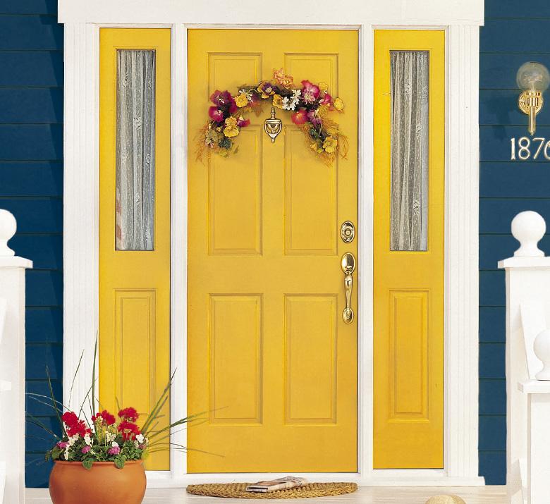 Welcoming Colors | 5 Most Welcoming Front Door Colors