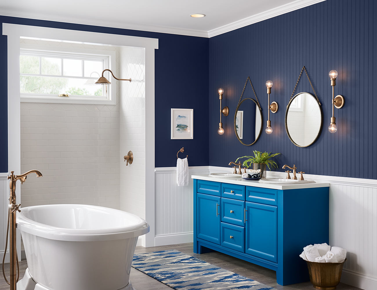 Give Your Bathroom A Magnificent Makeover