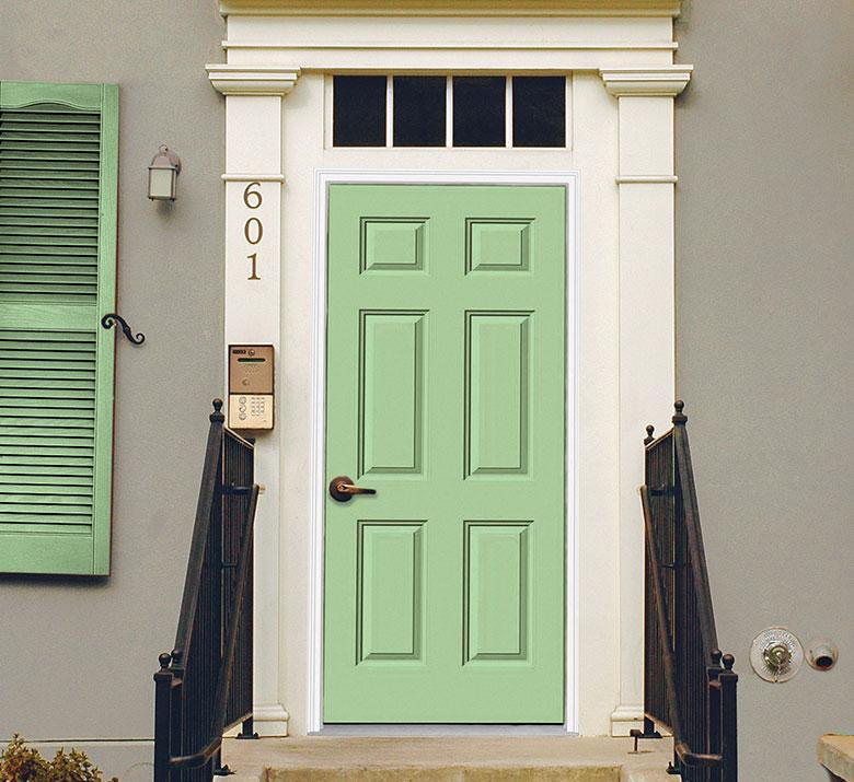 Top 5 Bold Front Door Colors