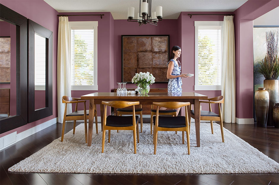 The Top 5 Most Elegant Dining Room Colors